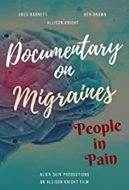 Migraine Documentary - People in Pain Poster