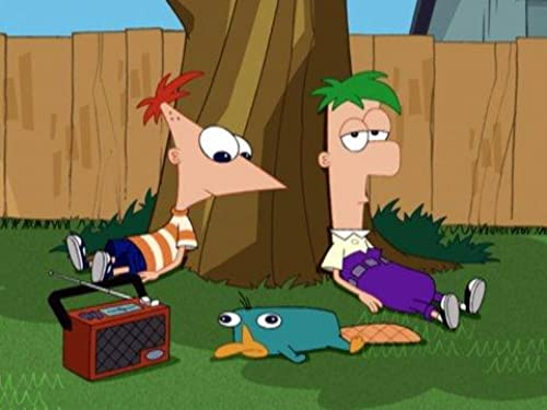 Phineas And Ferb: Season 1