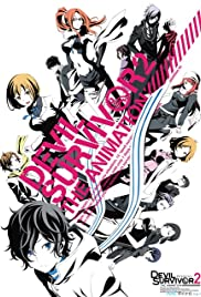 Devil Survivor 2: The Animation Poster