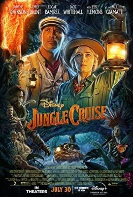 US Box Office: 'Jungle Cruise' Sails To $2.7M On Thursday Night, A24's 'Green Knight' At $750K