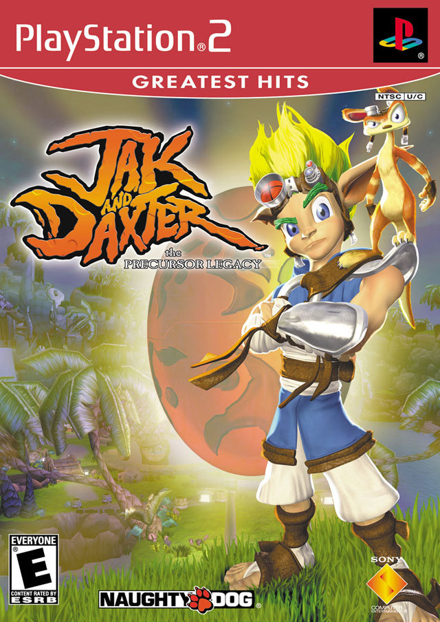 Jak And Daxter The Precursor Legacy Video Game 2001 Imdb