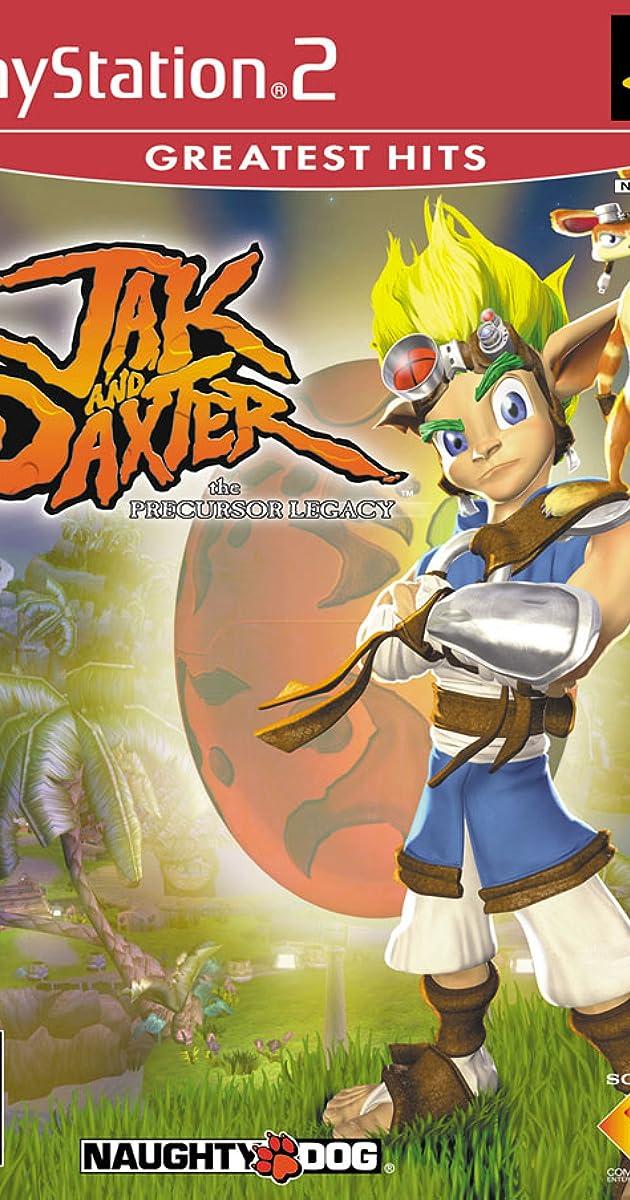 Jak And Daxter The Precursor Legacy Video Game 2001 Warren Burton As Samos Hagai The Green Sage Imdb