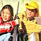 Shawn Christian and Susan Chuang in Tremors 3: Back to Perfection (2001)