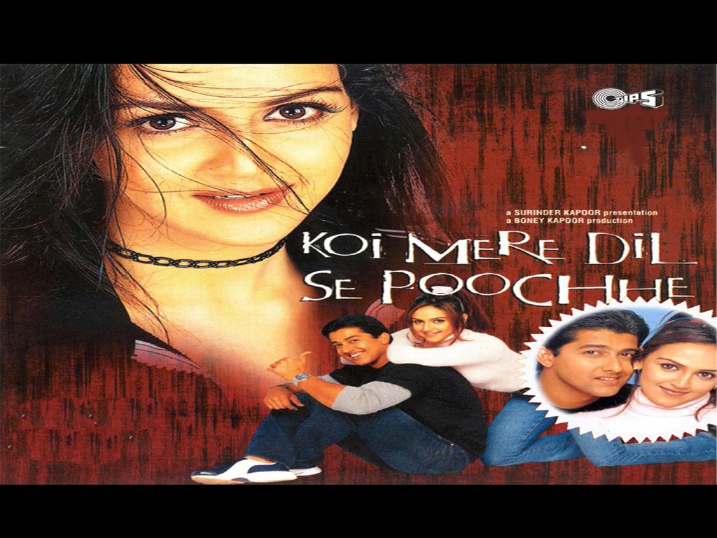 Aftab Shivdasani and Esha Deol in Koi Mere Dil Se Poochhe (2002)