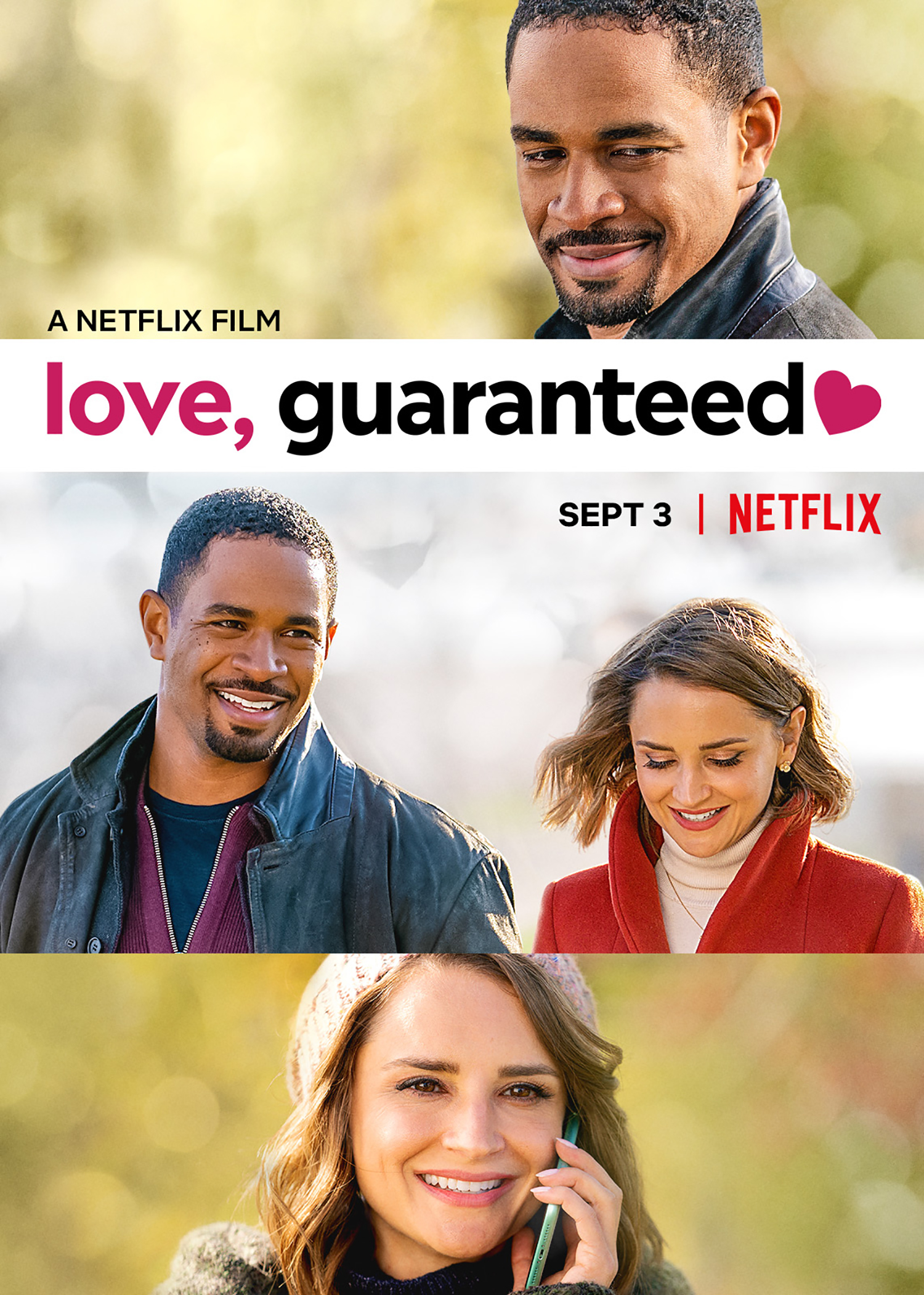 Love, Guaranteed (2020) - IMDb