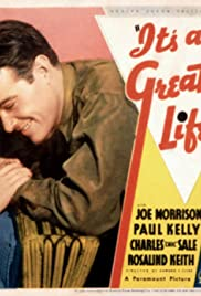 It's a Great Life (1935) Poster - Movie Forum, Cast, Reviews