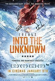 Erebus: Into the Unknown Poster