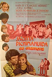 Jacinta Pichimauida se enamora Poster