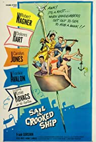 Sail a Crooked Ship Poster - Movie Forum, Cast, Reviews