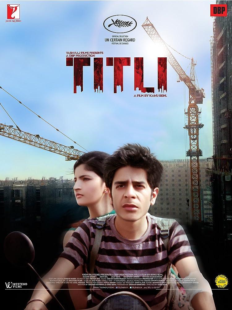 Titli (2015)Hindi 720p DvDRip x264 750MB