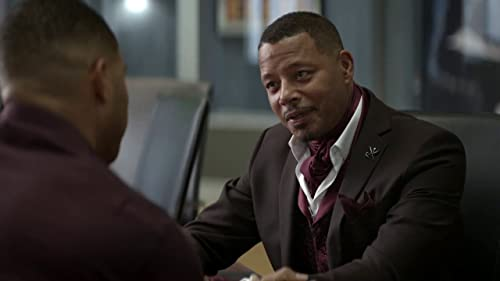 Empire: Lucious Comes Up With A Father-Son Challenge