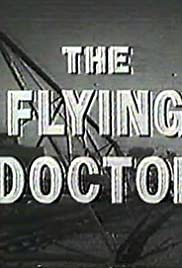 The Flying Doctor Poster