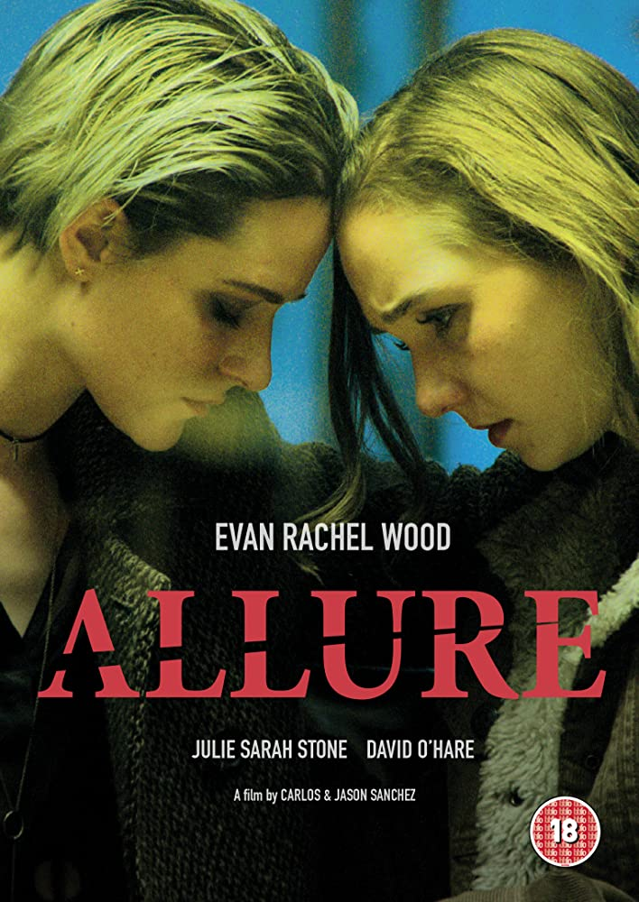 Evan Rachel Wood and Julia Sarah Stone in Allure (2017)