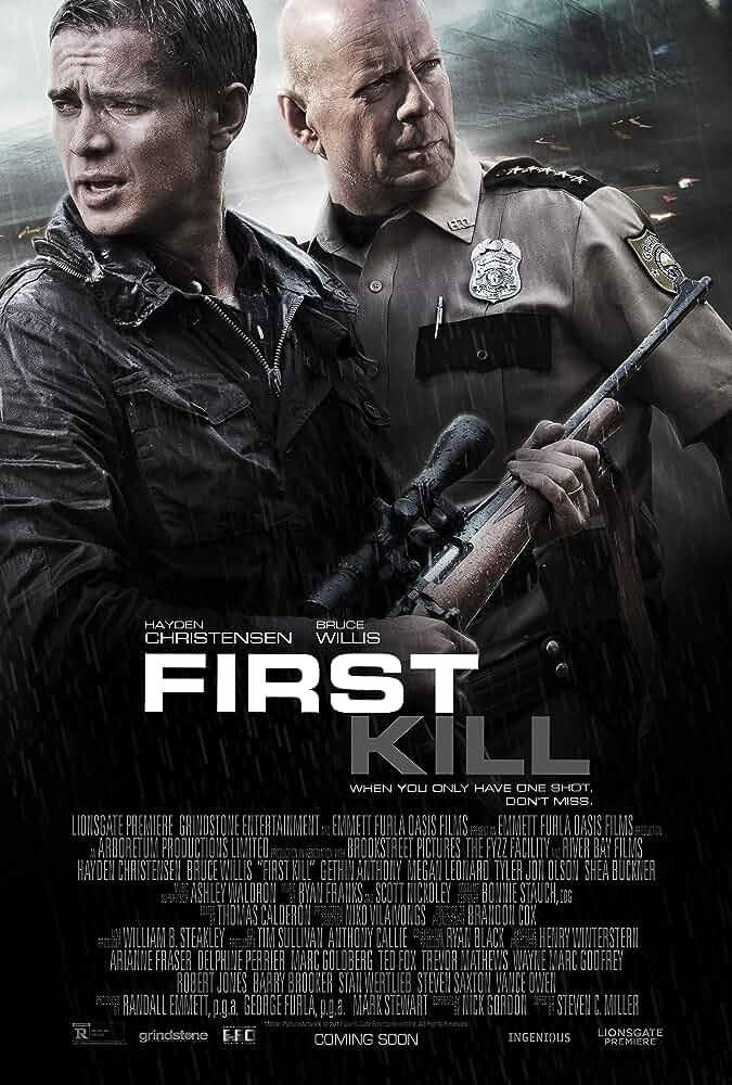 First Kill (2017) Dual Audio [Hindi – English] x264 AAC Esub