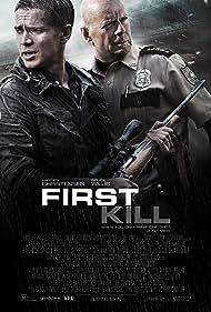 Bruce Willis and Hayden Christensen in First Kill (2017)
