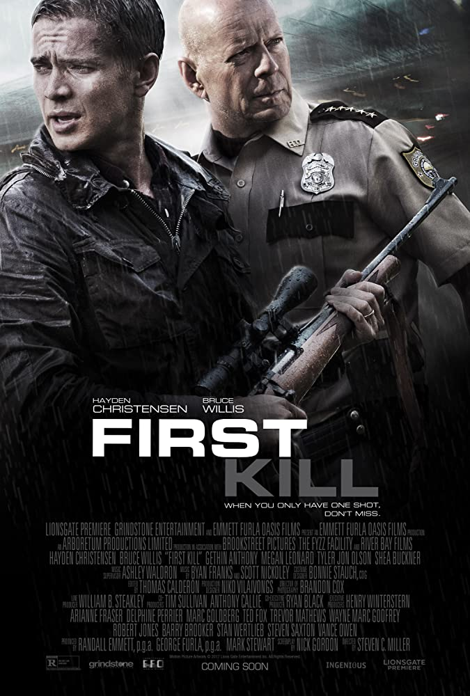 First Kill (2017) [Hindi DD 2.0 – English 2.0] 720p BluRay x264