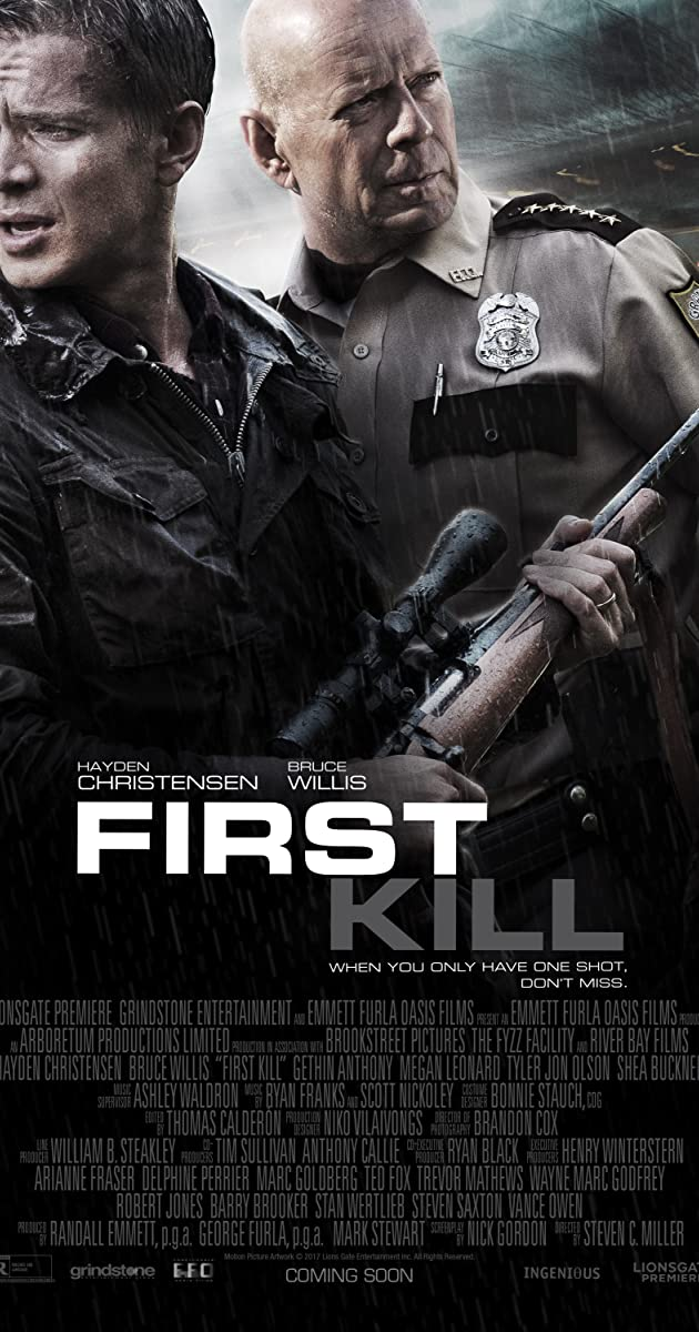 Subtitle of First Kill