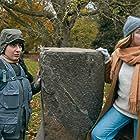 Dilan Apak and Moa Lundqvist in Krisen kommer (2020)