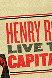 Henry Rollins Capitalism Poster