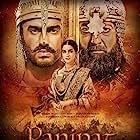 Sanjay Dutt, Arjun Kapoor, and Kriti Sanon in Panipat (2019)