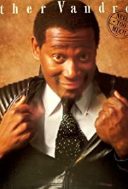 Luther Vandross: Never Too Much Poster