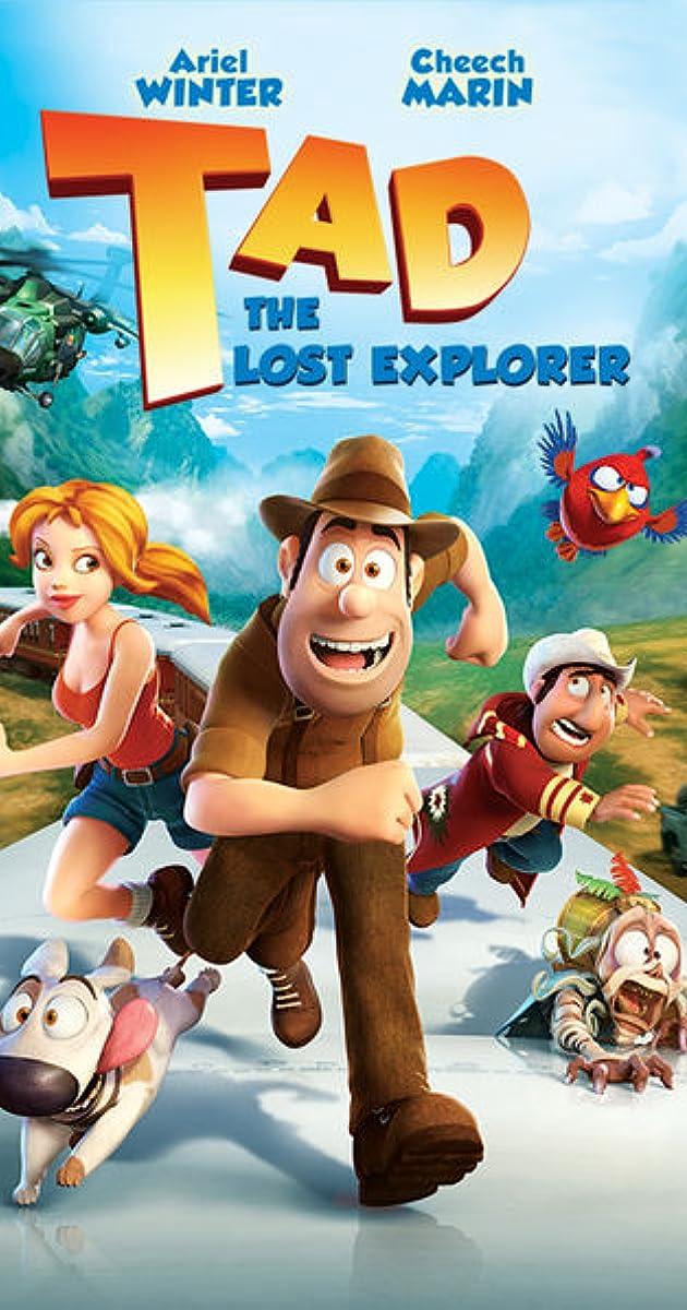 Subtitle of Tad, the Lost Explorer