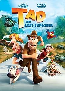 Watch english movie pirates online Tad: The Explorer by Javier López Barreira  [Bluray] [Mp4] [QuadHD]