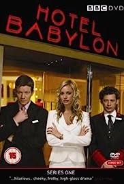 Hotel Babylon Poster