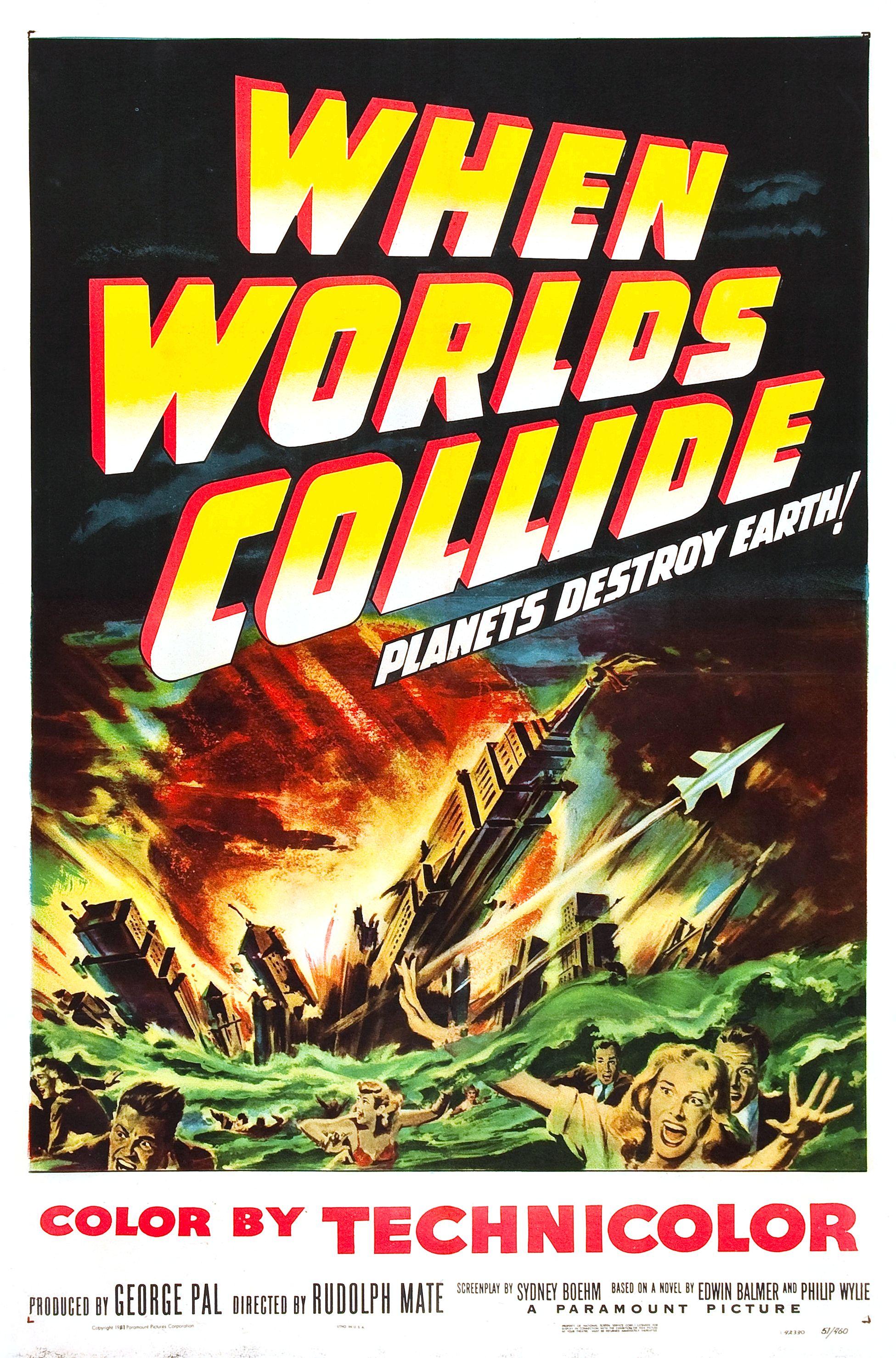 When Worlds Collide (1951) - IMDb