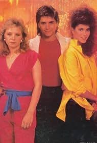 Jami Gertz, John Stamos, and Valerie Stevenson in Dreams (1984)