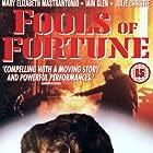 Julie Christie, Mary Elizabeth Mastrantonio, and Iain Glen in Fools of Fortune (1990)