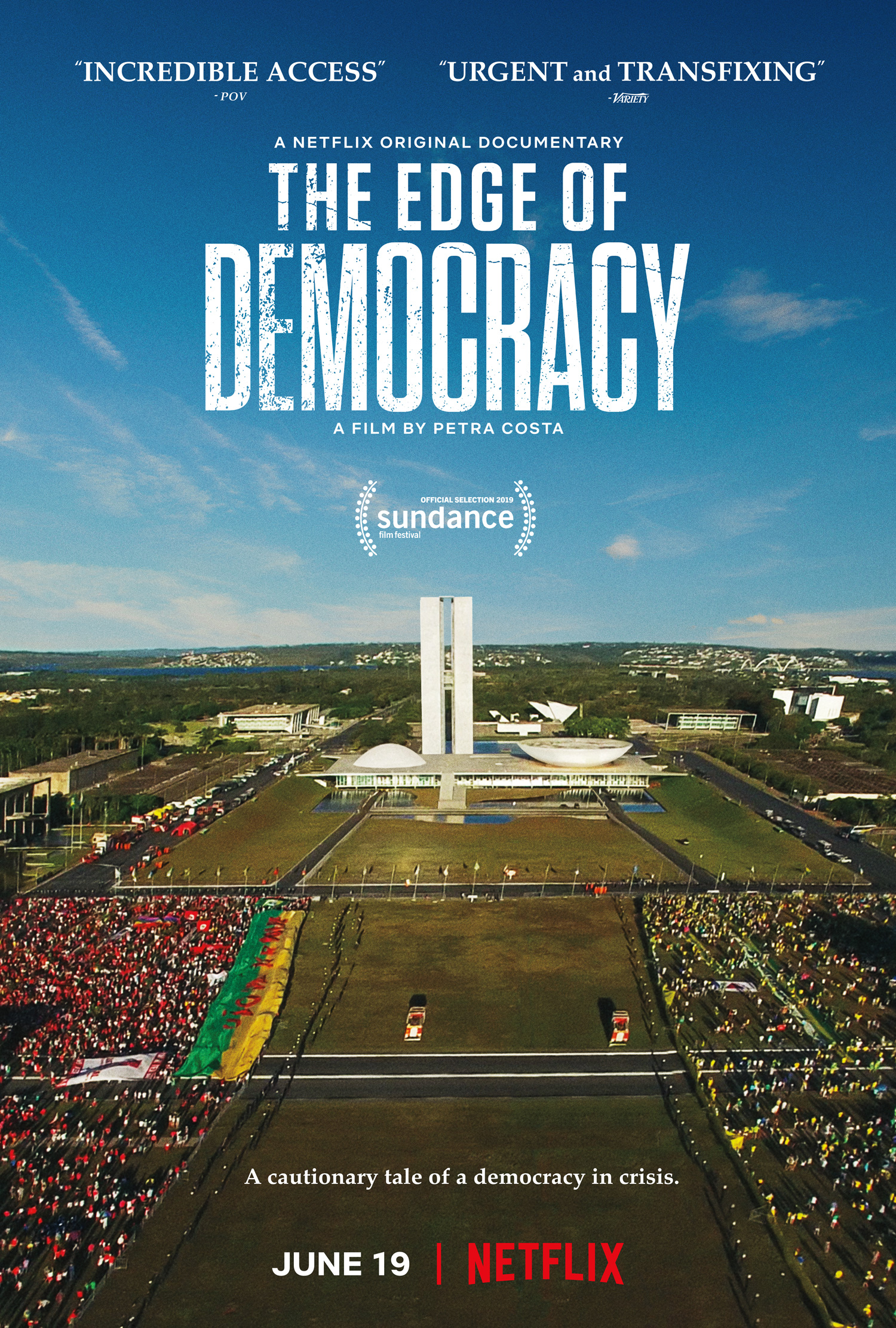 The Edge of Democracy (2019) - IMDb