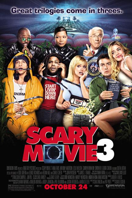 ძალიან საშიში კინო 3 / SCARY MOVIE 3