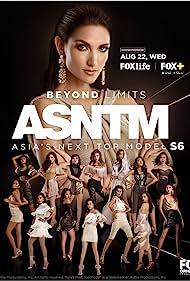 Cindy Sirinya Bishop in Asia's Next Top Model (2012)