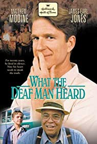 James Earl Jones, Matthew Modine, and Frankie Muniz in What the Deaf Man Heard (1997)