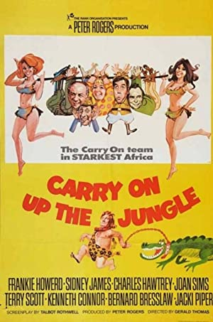 Where to stream Carry on Up the Jungle