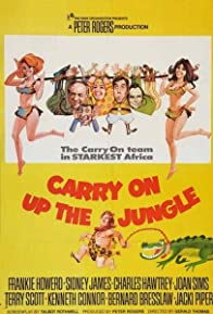 Primary photo for Carry On Up the Jungle