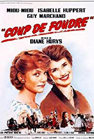 Coup de foudre (1983) Poster - Movie Forum, Cast, Reviews