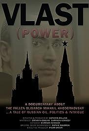 Vlast (Power) Poster
