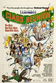 Class Reunion (1982) Poster - Movie Forum, Cast, Reviews