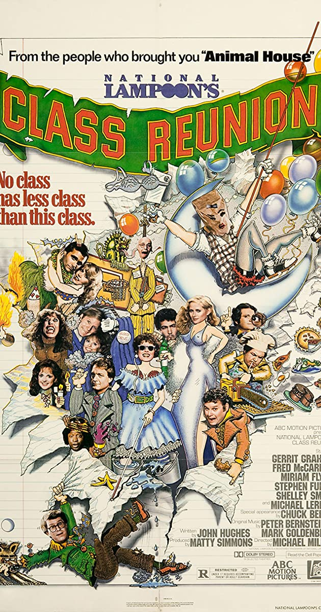 Class Reunion (1982) - Class Reunion (1982) - User Reviews - IMDb