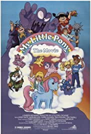 My Little Pony: The Movie (1986) - IMDb