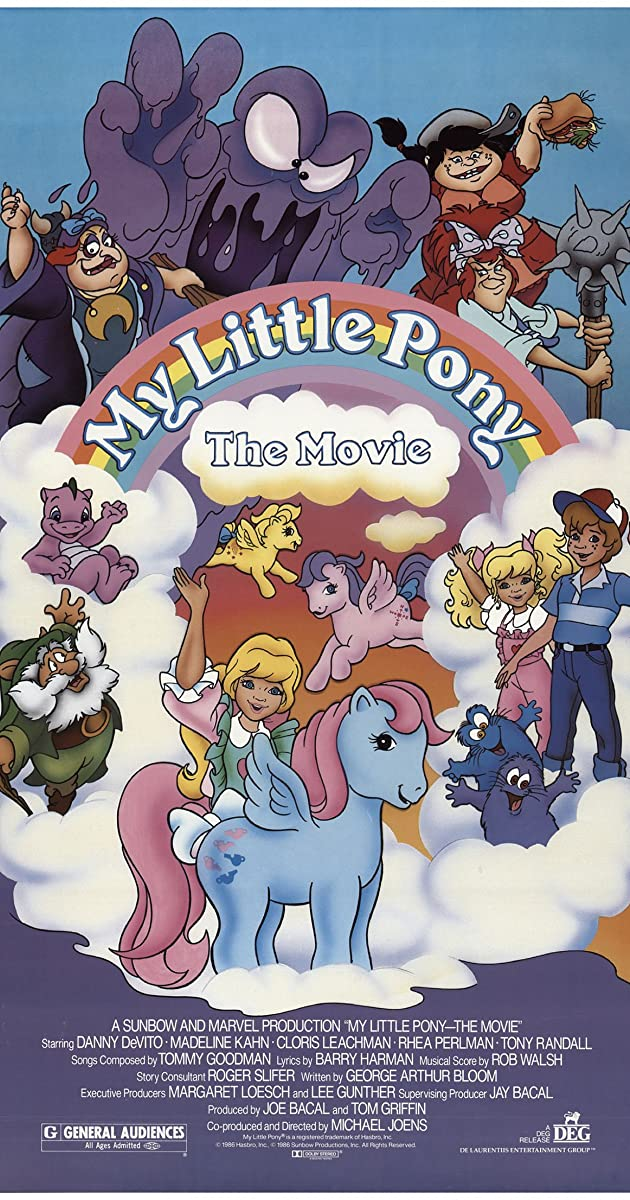 My Little Pony: The Movie (1986) - IMDb