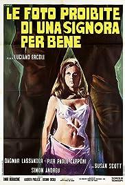 The Forbidden Photos of a Lady Above Suspicion Poster