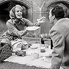 James Garner and Eva Marie Saint in 36 Hours (1964)