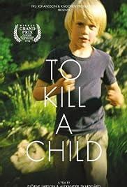 Att döda ett barn(2003) Poster - Movie Forum, Cast, Reviews