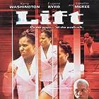 Sticky Fingaz and Kerry Washington in Lift (2001)