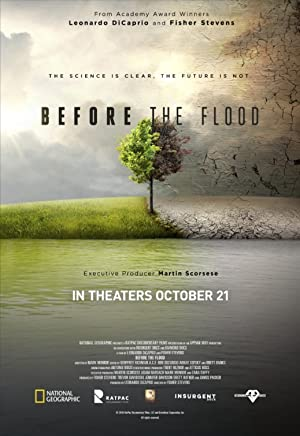 Where to stream Before the Flood