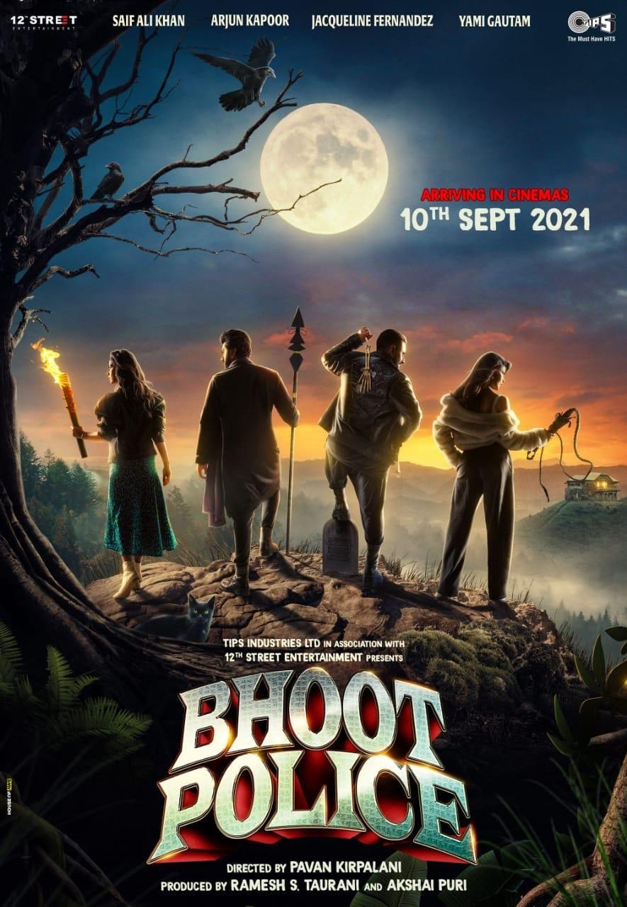 Free Download Bhoot police Full Movie