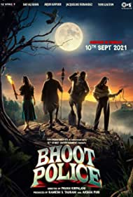 Bhoot Police (2021) Hindi 720p HDRip Downlaod